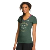 Under Armour Women's Under Armour Legacy Colorado Charged Cotton Tri-Blend V-Neck