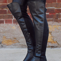 City Slicker Boot - Black