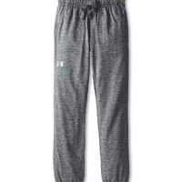 Under Armour Kids Paralux Pant (Big Kids) Lead/Silver - Zappos.com Free Shipping BOTH Ways