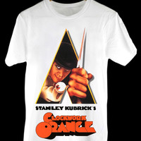 A Clockwork Orange design clothing for T Shirt Mens and T Shirt Girls