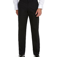 Murano Wardrobe Essentials Flat Front Solid Chino Pants