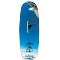 INDO BOARD MINI PRO SNOW DROP W ROLLER
