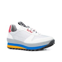 Multicolor Suede Sneakers by Givenchy