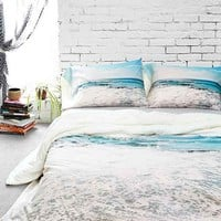 Lisa Argyropoulos For DENY Take Me There Duvet Cover