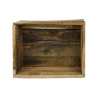 Yesteryears Wooden Crate