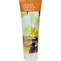 Desert Essence Hand And Body Lotion Organics Vanilla Chai - 8 Fl Oz