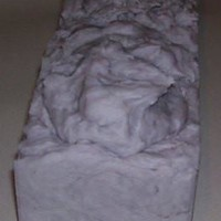 Handmade 4 lb Soap Loaf Love Spell