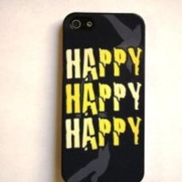 Duck Dynasty Happy iphone 5 White case