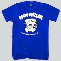 Mac Miller Unisex T-shirt Funny and Music