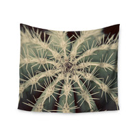 "Angie Turner ""Cactus"" Plant Wall Tapestry"