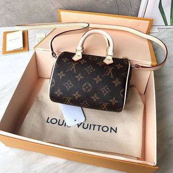 Louis Vuitton Nano Speedy #2528