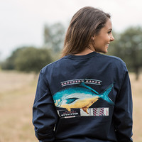 Southern Marsh Outfitter Collection - Pompano - Long Sleeve