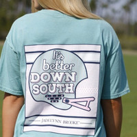 Its Better Down South Tee - Jadelynn Brooke