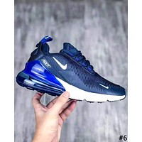 NIKE AIR MAX 270 Half Palm Cushion Sneakers shoes #6