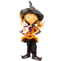 Witch Shelf Sitter with Ghost | Hobby Lobby | 306310205