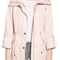 GUESS 'City' Drawcord Anorak | Nordstrom