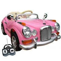 6v Rolls Royce Style Vintage Electric Ride-on Cruiser Car - £169.95 : Kids Electric Cars, Little Cars for Little People