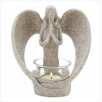 Candle Holders Desert Angel Candleholder