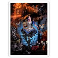 Alice Madness Returns by Martin Abel