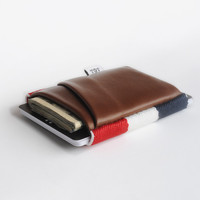 Americana Deluxe - Slim Leather Wallet