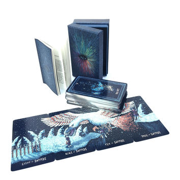 The Prisma Visions Tarot Deck (Second Edition) – The Prisma Visions Tarot