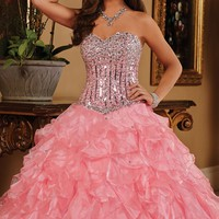 Quinceanera Collection 26755 Dress