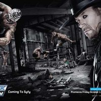 WWE Smackdown 11x17 TV Poster (2010)