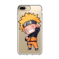NARUTO BABY iPhone and Samsung Galaxy Clear Case