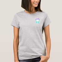 Mermaid Princess with Unicorn Hair T-Shirt | Zazzle.co.uk