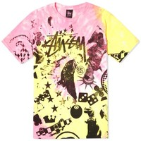 Stussy Classic Collage Tee