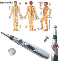 Electronic Acupuncture Pen Laser Acupuncture no needles in the skin