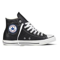 LMFONB Converse Chuck Taylor High Top - Black Leather