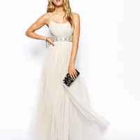 Needle & Thread Tulle Ballet Maxi Dress
