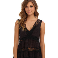 Free People Deep V Trapeze Cami