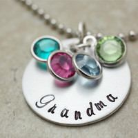 Necklace for Grandma