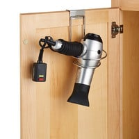 Large Over the Cabinet Hair Dryer Holder