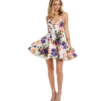 Pre-Order: Ivory Enchanted Garden Dress