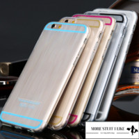 Laser Transparent Soft Gel Iphone 5 5s 6s 6 plus Cases ( FREE SHIPPING )