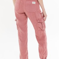 UO Linen Skate Pant | Urban Outfitters