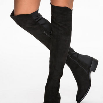 Flat Over Knee Boot, NLY Shoes from
