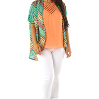 She's All Yours Cardigan: Multi
