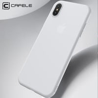 Matte Soft Silicon Case for iPhone X