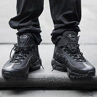 Trendsetter Nike Air Max 95 Sneakerboot  Women Men Fashion Casual Sneakers Sport Shoes
