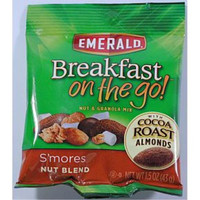 Emerald Breakfast On The Go - Smores Nut Blend Case Pack 32