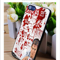 Dexter , victim iPhone for 4 5 5c 6 Plus Case, Samsung Galaxy for S3 S4 S5 Note 3 4 Case, iPod for 4 5 Case, HtC One for M7 M8 and Nexus Case