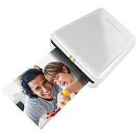 Polaroid Zip Mobile Instant Photo Printer, White - Walmart.com