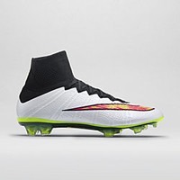 The Nike Mercurial Superfly Men's Firm-Ground Soccer Cleat.