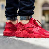 NIKE AIR Huarache Running Sport Casual Shoes Sneakers-1