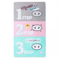 Holika Holika: Pig-Nose Clear Blackhead 3-Step Kit