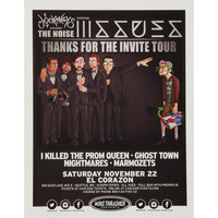 Issues - Concert Promo Poster